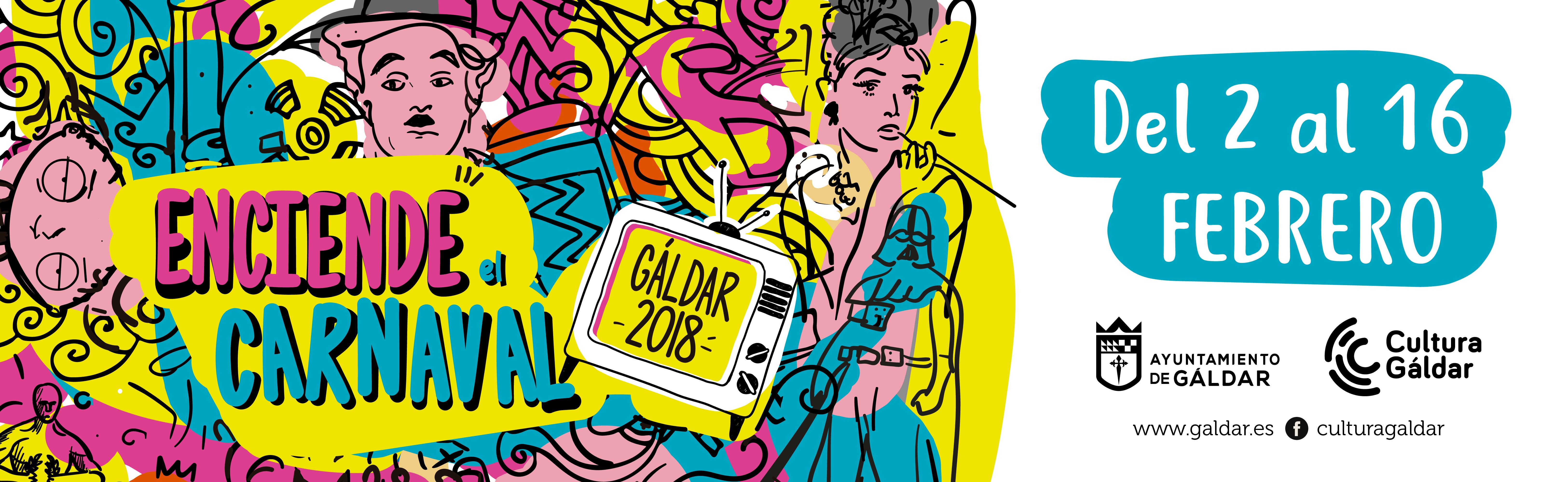 Calendario Carnaval 2020 Las Palmas.Carnaval De Galdar 2019